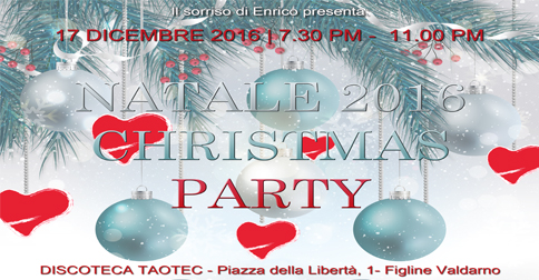 Natale 2016: Christmas Party – Taotec