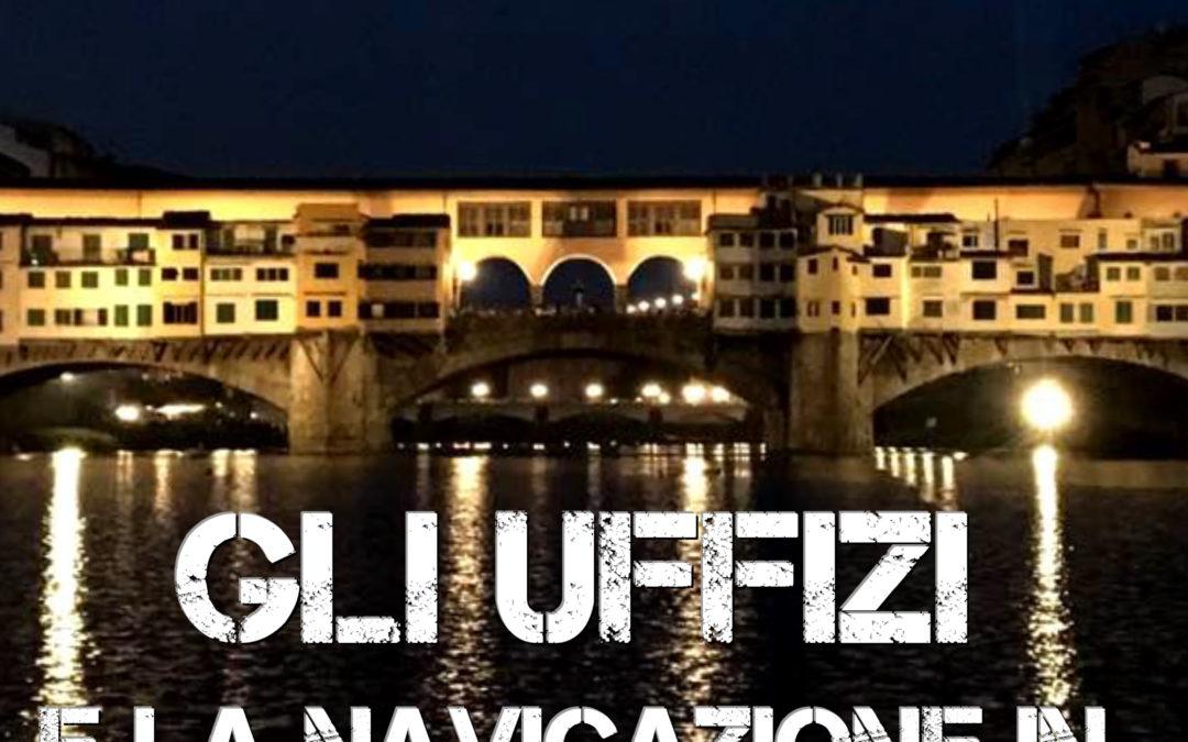 Insieme a ReporterLive: Uffizi e Barchetto sull'Arno