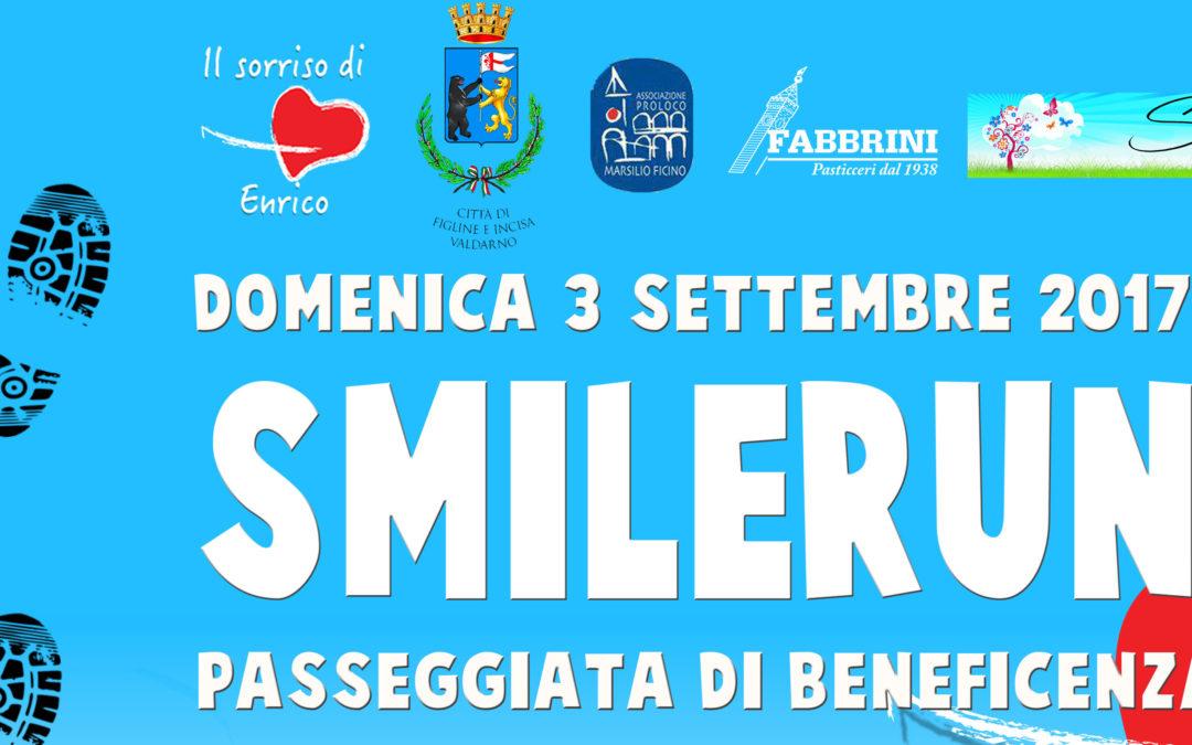 Domenica 3 Settembre – SmileRun2017