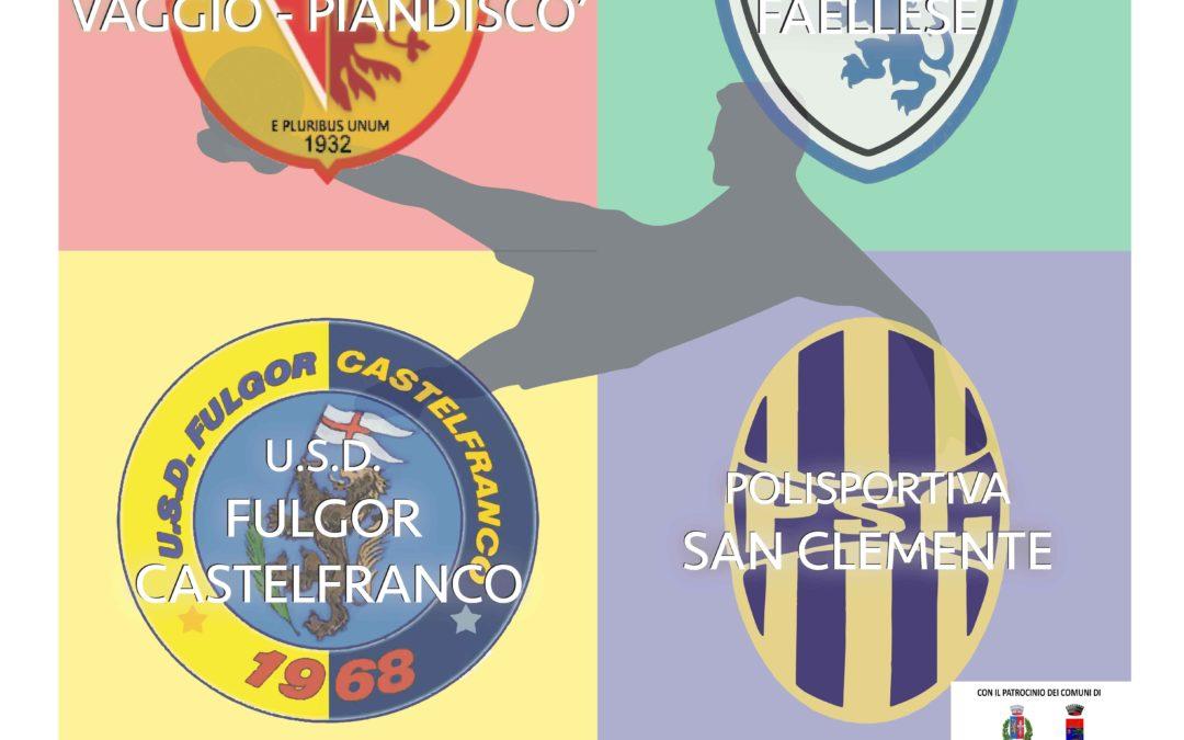 26 Agosto Trofeo-Coppa Quadrangolare di calcio