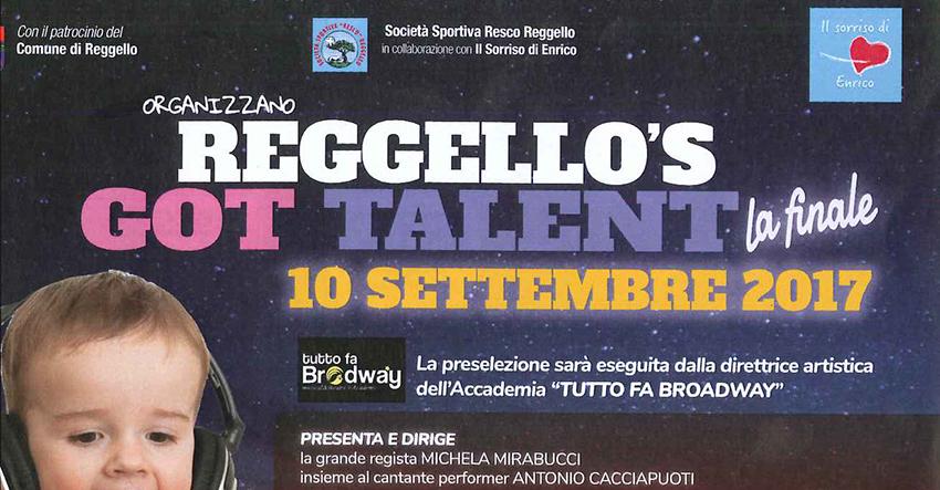 Domenica 10 Settembre – Reggelo's Got Talent