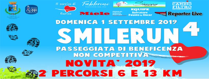 Percorsi – SmileRun2019 – FiglineIncisaUnitiNelSorriso